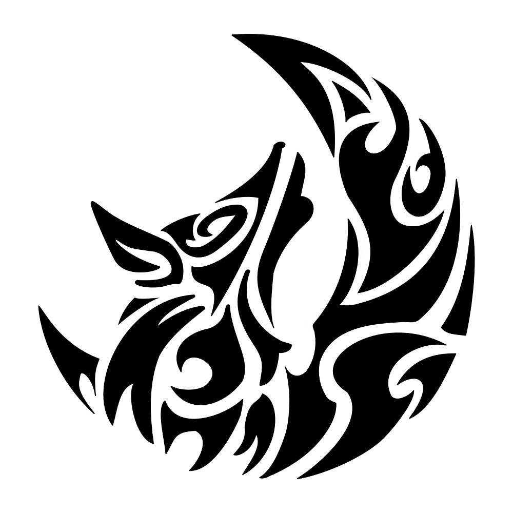 Legacy Requesting Wolf Logo Free Website Templates